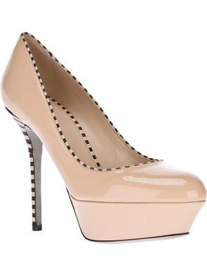 SERGIO ROSSI, Tasarım Topuklu Ayakkabı