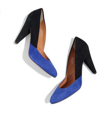 MADEWELL, Tasarım Topuklu Ayakkabı