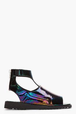 MUGLER, Tasarım Sandalet