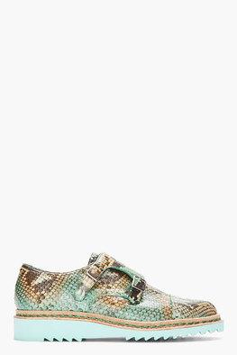 MUGLER, Ayakkabı