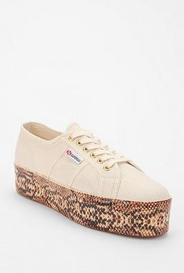 SUPERGA, Ayakkabı