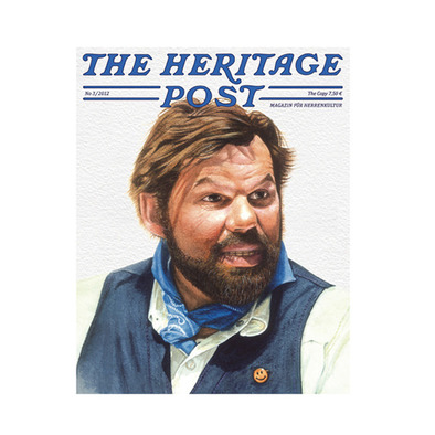 THE HERITAGE POST, Kitap