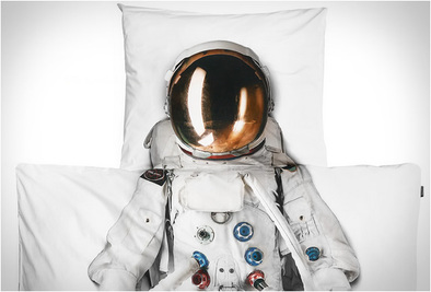 ASTRONAUT DUVET COVER  Snurk Living USA  Post