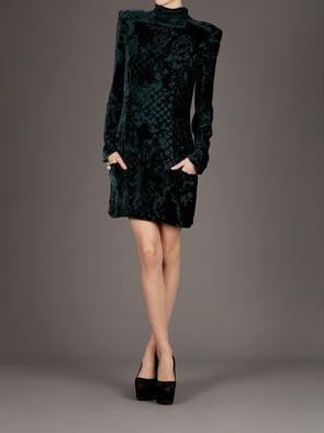BALMAIN, Tasarım Elbise