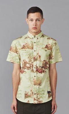 I LOVE UGLY, Tasarım Gömlek
