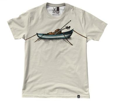 KAFT, Tasarım Tişört