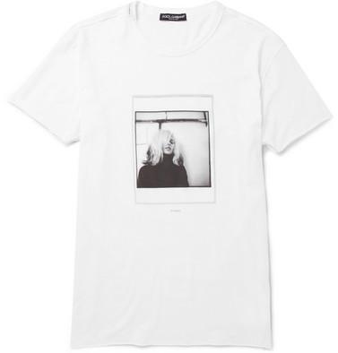 DOLCE & GABBANA, Tasarım Tişört