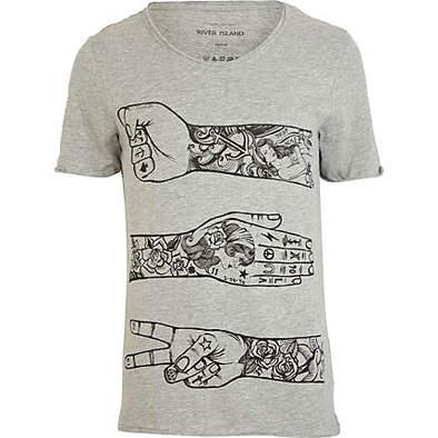 RIVER ISLAND, Tasarım Tişört