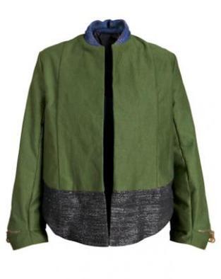 PROJECT PAZ, Tasarım Ceket