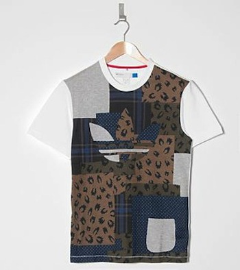 ADIDAS ORIGINALS, Tasarım Tişört