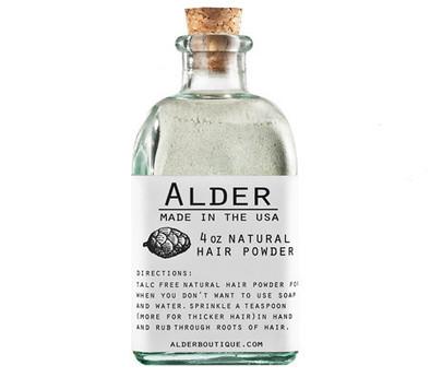 ALDER, Şaç Bakım