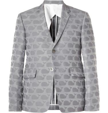 THOM BROWNE, Tasarım Ceket