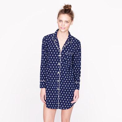J CREW, Tasarım Pijama