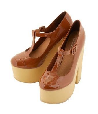 TOPSHOP, Tasarım Topuklu Ayakkabı