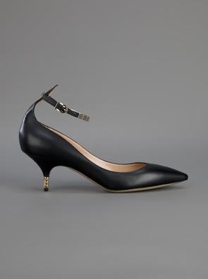 VALENTINO GARAVANI, Tasarım Topuklu Ayakkabı